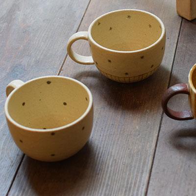 マグとお茶碗