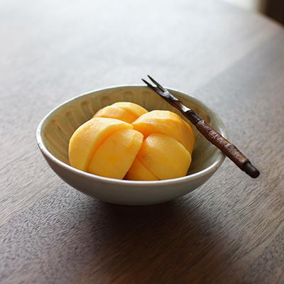 果物の盛り付け