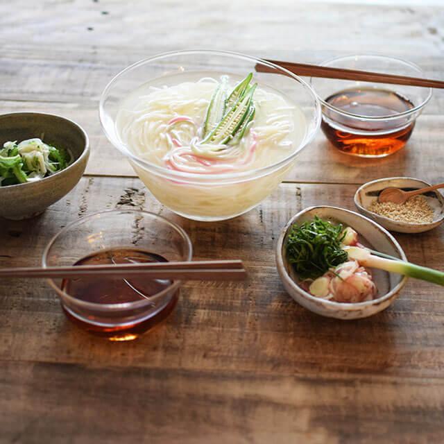 素麺と冷麦の違い