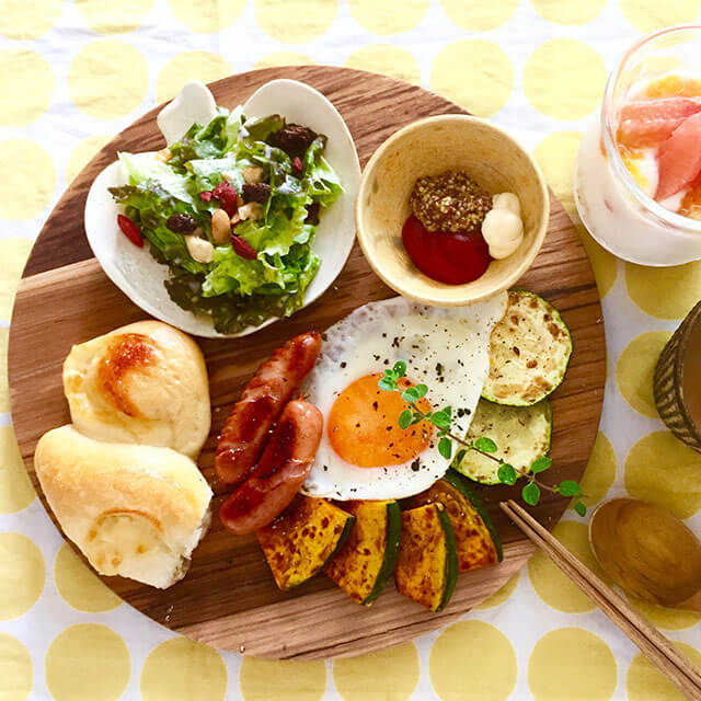町田さんと野菜とハイジ