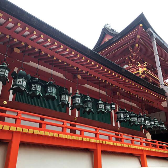 そうだ、奈良にいってきた